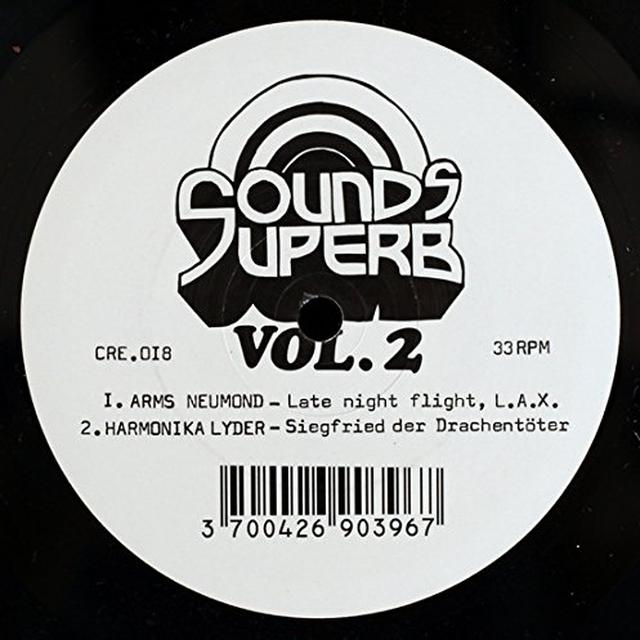 VOL. 2-SOUNDS SUPERB Vinyl Record