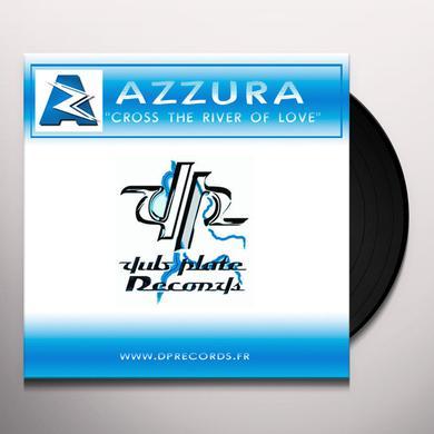 Azzura CROSS THE RIVER OF LOVE Vinyl Record