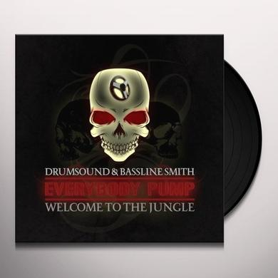 Drumsound & Bassline EVERYBODY PUMP-WELCOME TO THE JUN Vinyl Record