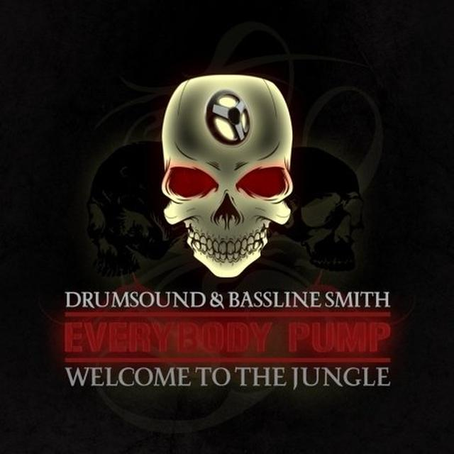 Drumsound & Bassline EVERYBODY PUMP-WELCOME TO THE JUN Vinyl Record - Portugal Import