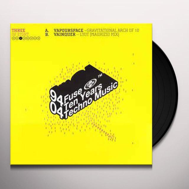 10 YEARS FUSE-SAMPLER 8.3 Vinyl Record