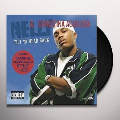 Nelly (Ft Christina Aguilera) TILT YA HEAD BACK Vinyl Record - UK Import
