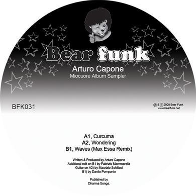 Arturo Capone MIOCUORE ALBUM SAMPLER Vinyl Record - Australia Release