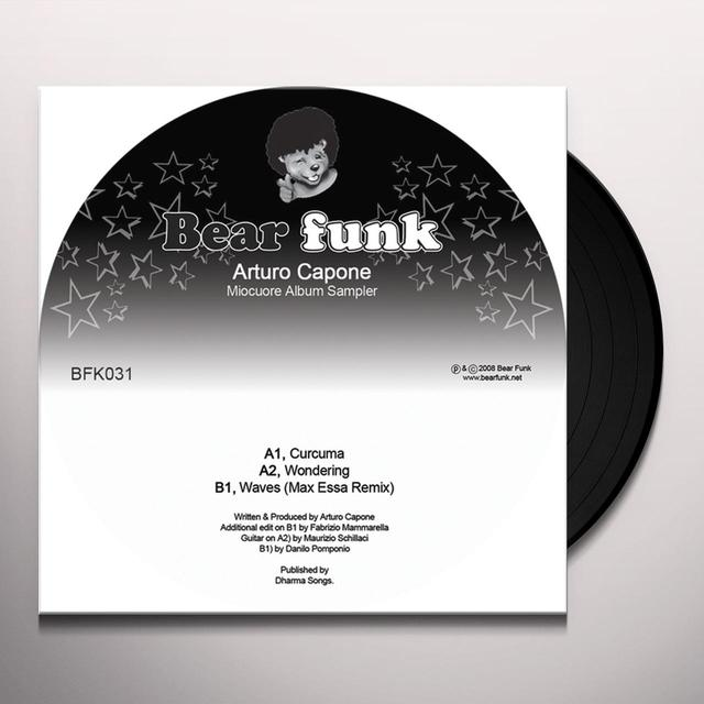 Arturo Capone MIOCUORE ALBUM SAMPLER Vinyl Record - Australia Import