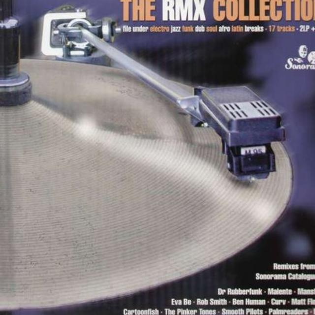 SONORAMA REMIX COLLECTION Vinyl Record