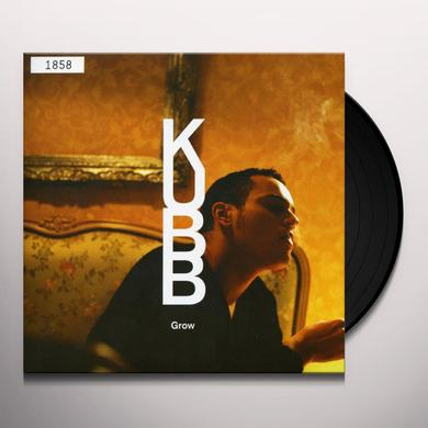 Kubb GROW Vinyl Record