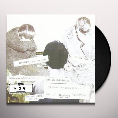Die Die Die SIDEWAYS HERE WE COME Vinyl Record - UK Import