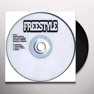 Phuture Motion CARNE NEGRA Vinyl Record - Australia Import