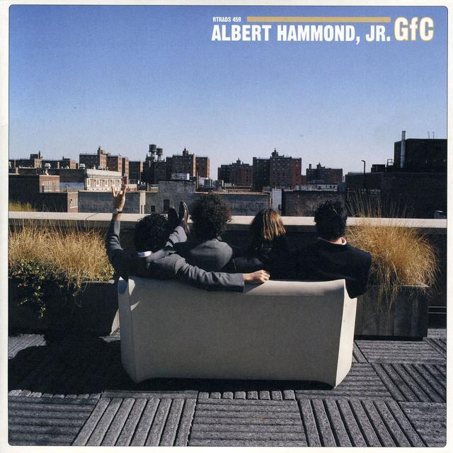 Albert Jr. Hammond GFC Vinyl Record
