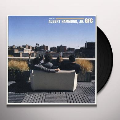 Albert Jr. Hammond GFC Vinyl Record - UK Import