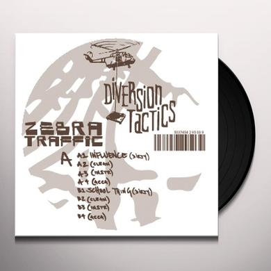 Diversion Tactics INFLUENCE/SCHOOL THING Vinyl Record