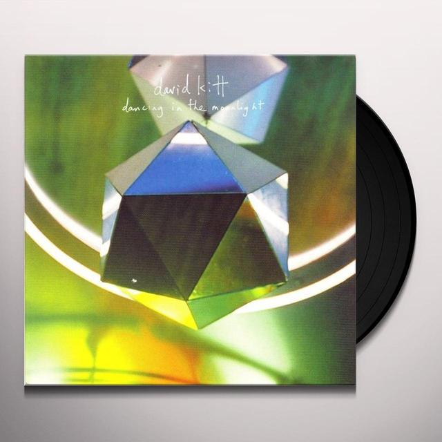 David Kitt DANCING IN THE MOONLIGHT Vinyl Record - UK Import