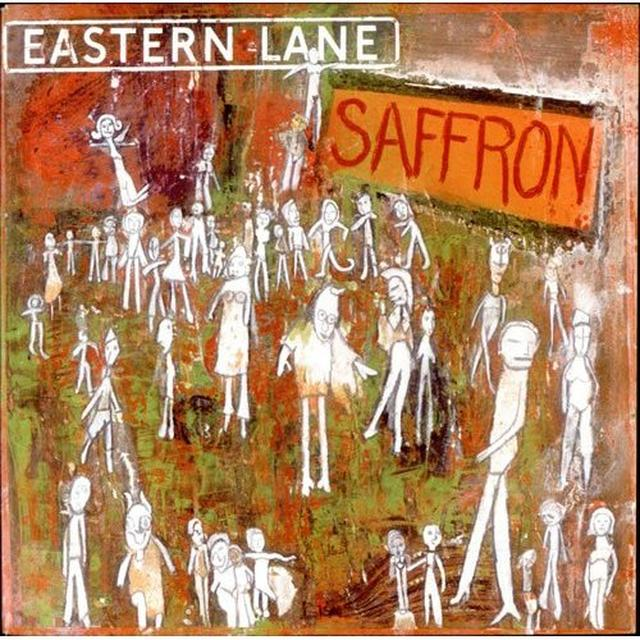 Eastern Lane SAFFRON Vinyl Record