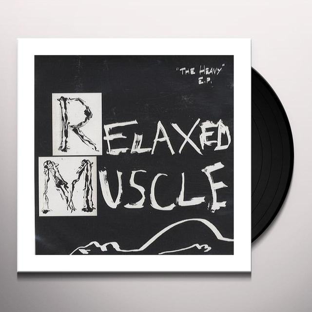 Relaxed Muscle HEAVY Vinyl Record - UK Import