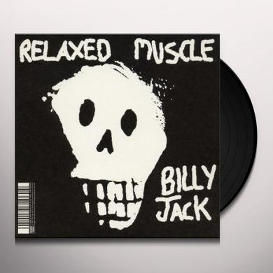 Relaxed Muscle BILLY JACK/SEXUALIZED Vinyl Record - UK Import