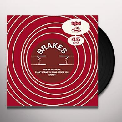 Brakes PICK UP THE PHONE Vinyl Record - UK Import