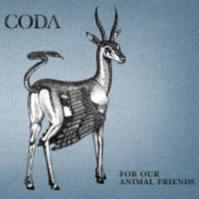 Coda FOR OUR ANIMAL FRIENDS Vinyl Record