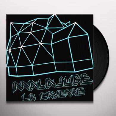 Malajube CAVERNE Vinyl Record - Canada Import