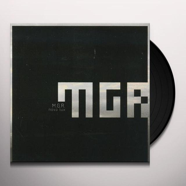 Mgr NOVA LUX Vinyl Record - UK Import