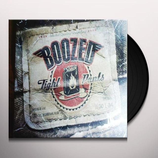 Boozed TIGHT PANTS Vinyl Record - UK Release