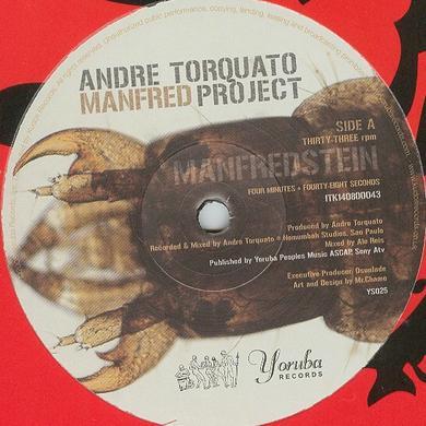Andre Project Torquato MANFRED Vinyl Record - Australia Release