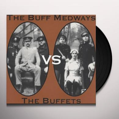 BUFFETS & BUFF MEDWAYS Vinyl Record - UK Import