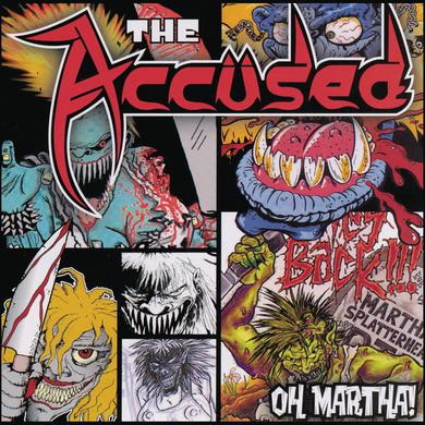 The Accused OH MARTHA! Vinyl Record