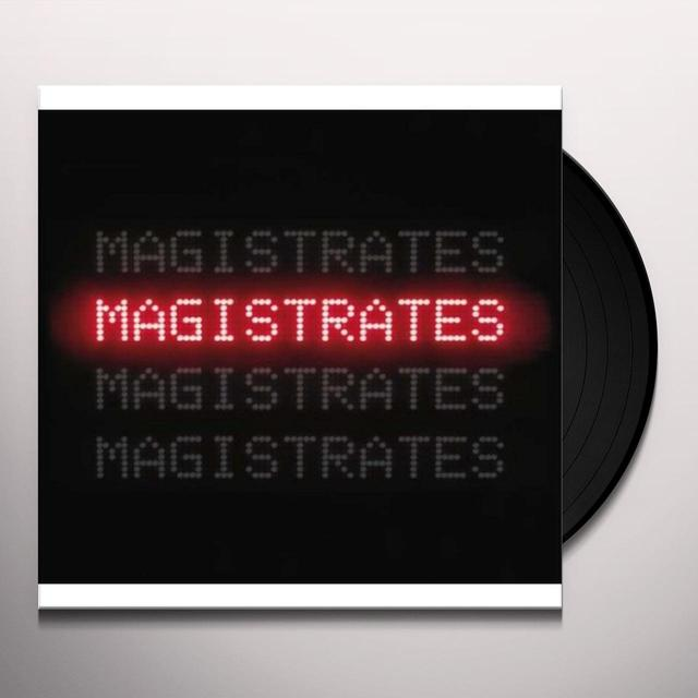Magistrates MAKE THIS WORK Vinyl Record - UK Import