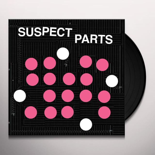 7-SUSPECT PARTS Vinyl Record
