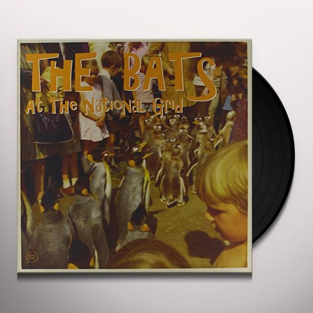 Bats AT THE NATIONAL GRID Vinyl Record - Holland Import
