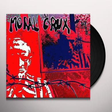 MORAL CRUX Vinyl Record - Holland Import