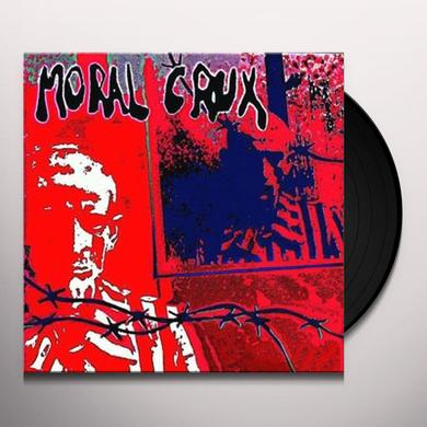 MORAL CRUX Vinyl Record - Holland Import