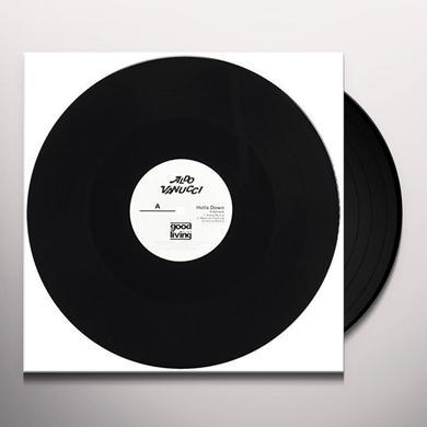 Aldo Vanucci GOOD LIVING REMIX EP Vinyl Record - Australia Release