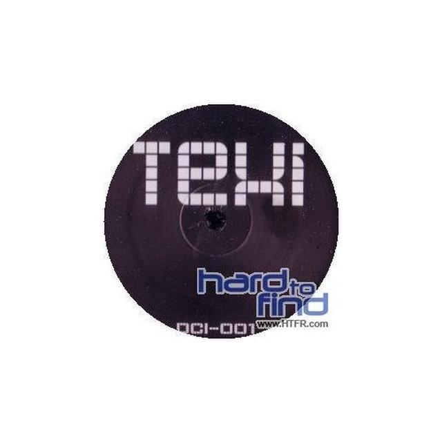 TEXI Vinyl Record