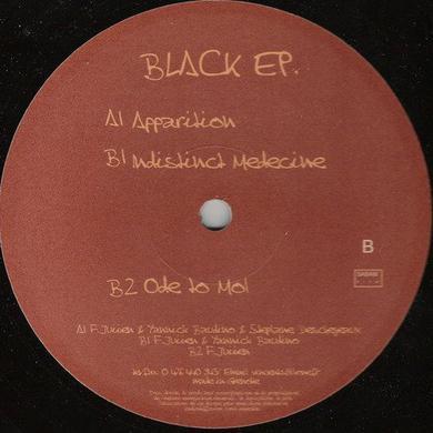 Patch Park PITCH BLACK EP Vinyl Record