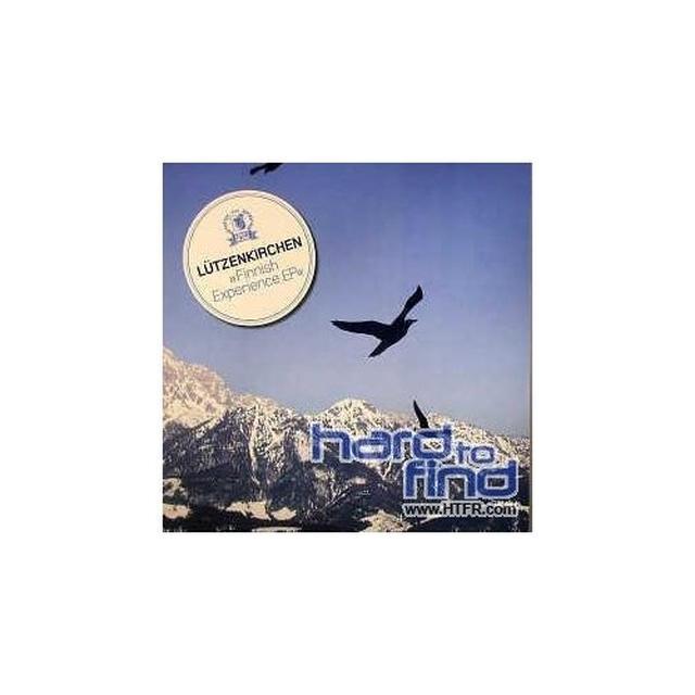 Luetzenkirchen FINNISH EXPERIENCE EP Vinyl Record