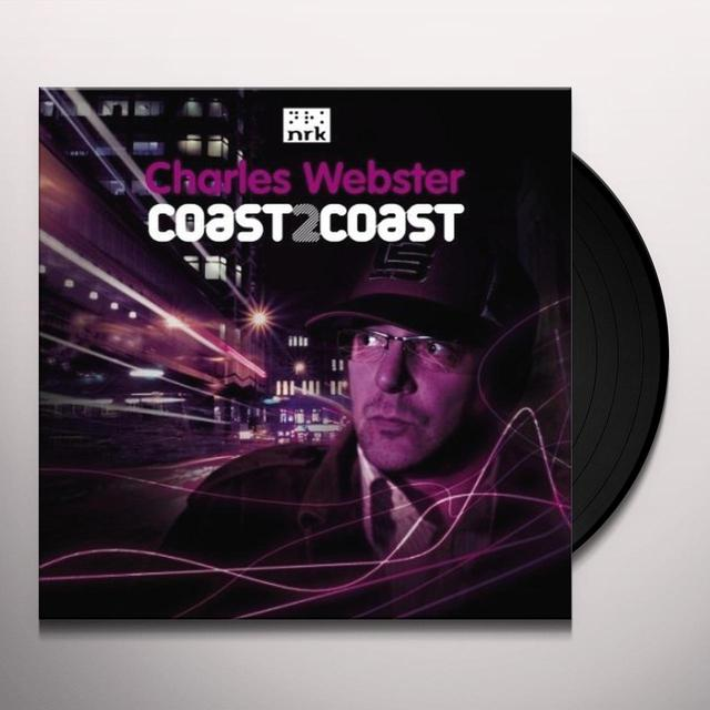 Charles Webster COAST2COAST Vinyl Record - Sweden Import