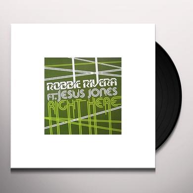 Riverarobbie (Ft. Jesus Jones) RIGHT HERE Vinyl Record