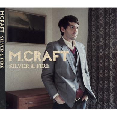 M. Craft SILVER & FIRE Vinyl Record