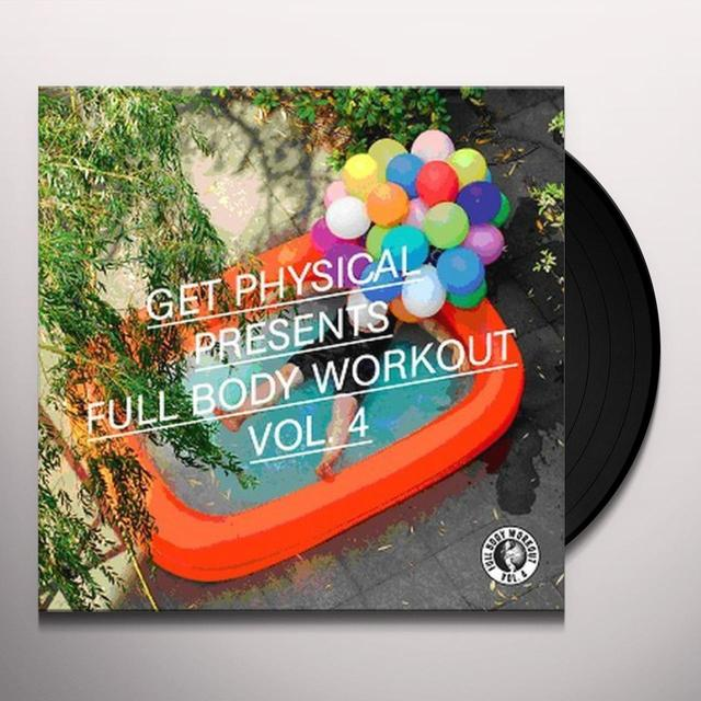 FULL BODY WORKOUT Vinyl Record