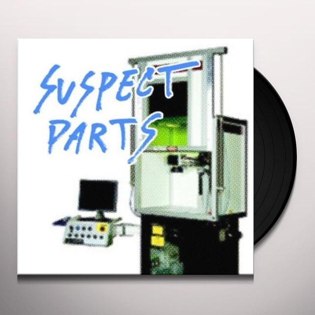 SUSPECT PARTS Vinyl Record - UK Import