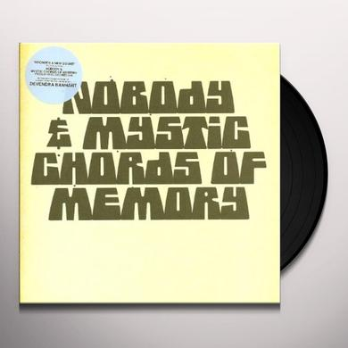 Nobody & The Mystic Chords of Memory BROADEN A NEW SOUND Vinyl Record