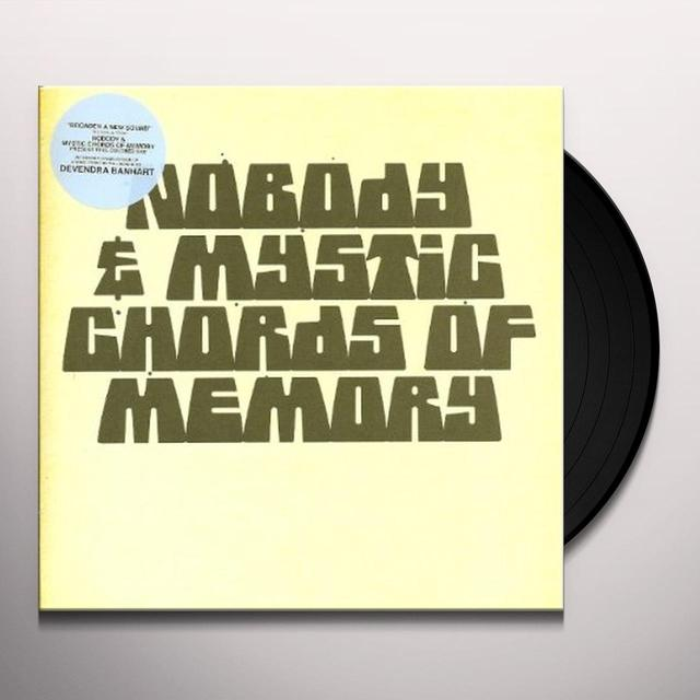 Nobody & The Mystic Chords of Memory BROADEN A NEW SOUND Vinyl Record - UK Import