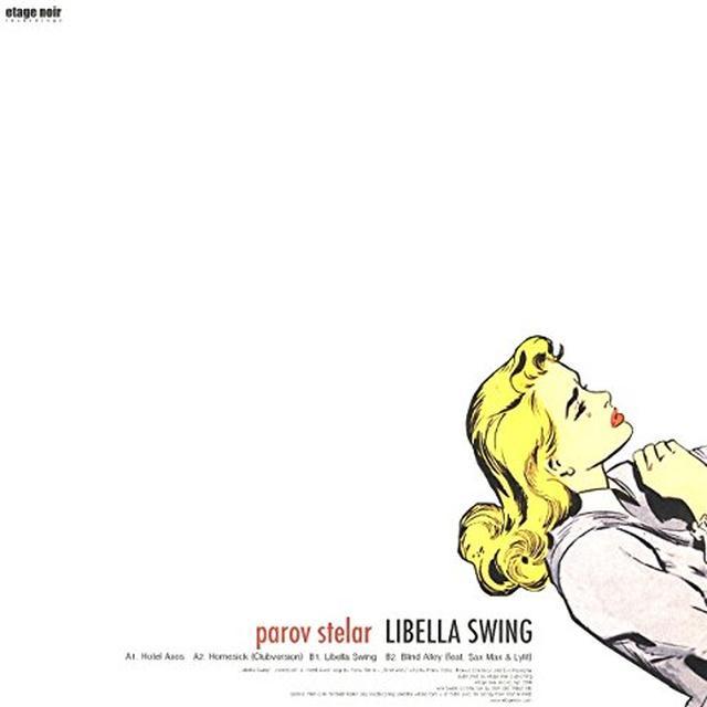 Parov Stelar LIBELLA SWING (GER) Vinyl Record