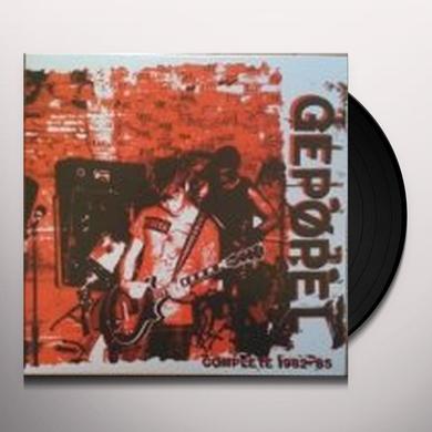 Gepopel COMPLETE 82/85 Vinyl Record
