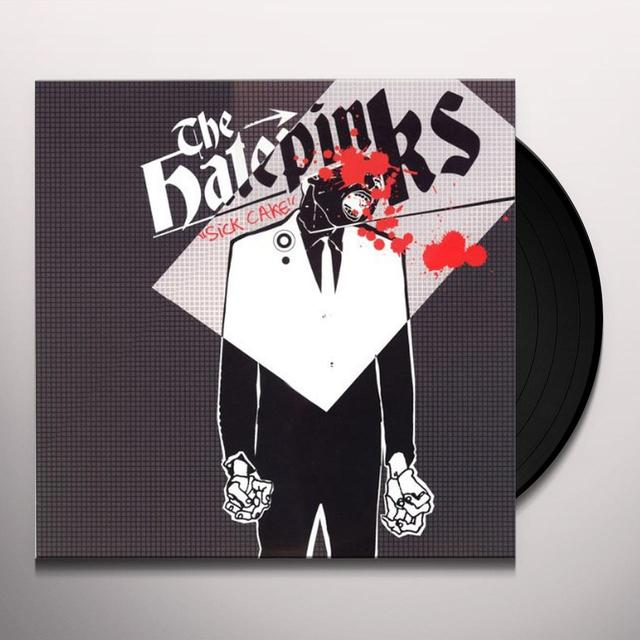 Hatepinks SICK CAKE Vinyl Record
