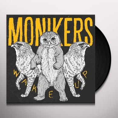 Monikers WAKE UP Vinyl Record - Australia Import