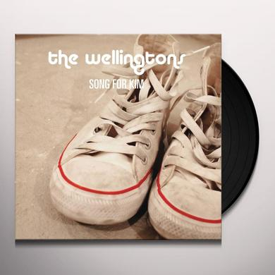 Wellingtons SONG FOR KIM Vinyl Record - UK Import