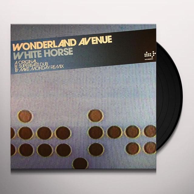 Wonderland Avenue WHITE HORSE Vinyl Record
