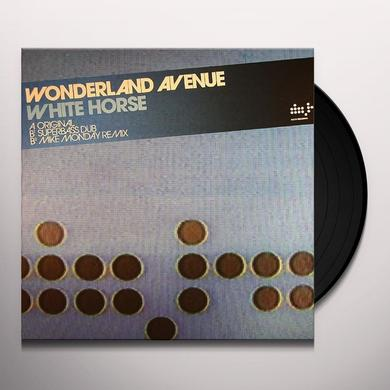 Wonderland Avenue WHITE HORSE Vinyl Record - UK Import